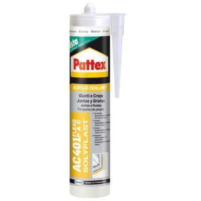 AC401 JUNTAS Y GRIETAS PATTEX