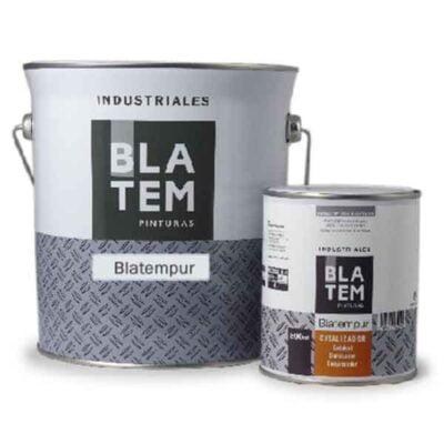 Blatempur, super esmalte de poliuretano acrilico de dos componentes