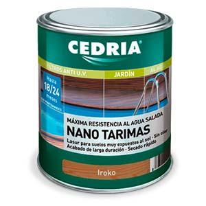 CEDRIA-NANO-TARIMAS