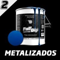 COLORES METALIZADOS 4L FULL-DIP
