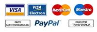 metodos de pago al comprar en la tienda online
