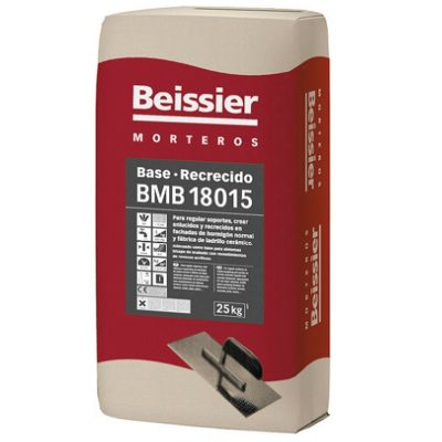 MORTERO BASE-RECRECIDO BMB 18015