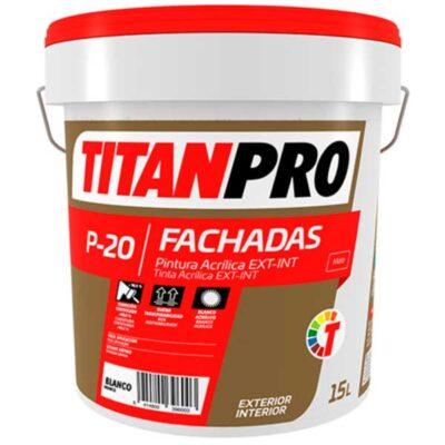 15L titan pro p20