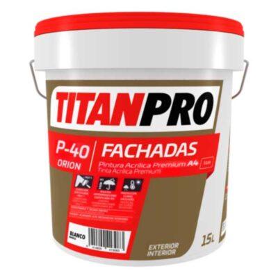 titan pro p 40