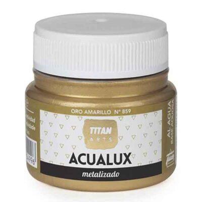 acualux metalizado titan arts