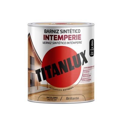 barniz intemperie titanlux sintetico