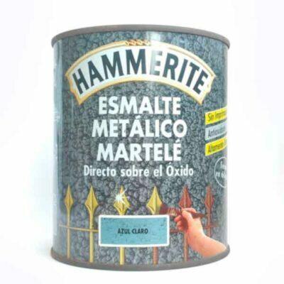 esmalte metalico directo al oxido martele