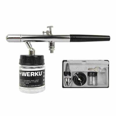 juego-aerografía-succión-werku-wk500710