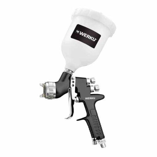 pistola-pintar-gravedad-HVLP-III-Werku